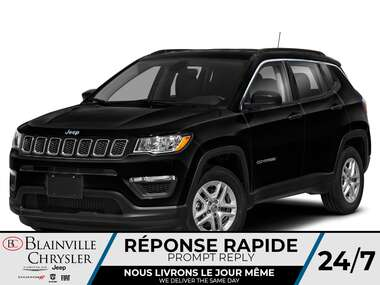 2021 Jeep Compass 80th