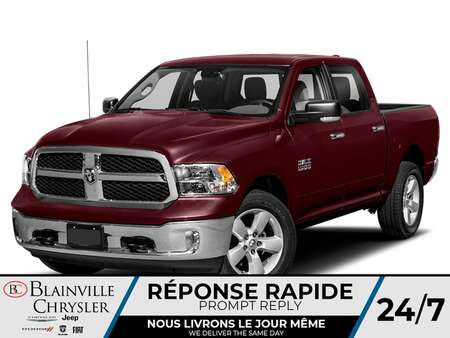 2021 Ram 1500 Crew Cab for Sale  - BC-21249  - Desmeules Chrysler