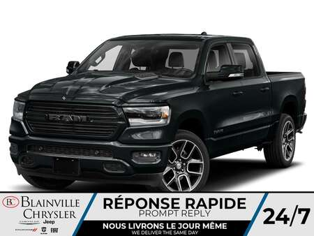2021 Ram 1500 Sport Crew Cab for Sale  - BC-21260  - Desmeules Chrysler