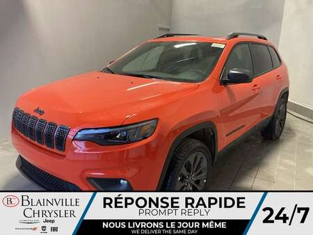2021 Jeep Cherokee 80th Anniversary * CUIR * TOIT PANORAMIQUE for Sale  - BC-21396  - Desmeules Chrysler
