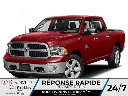 2021 Ram 1500 Crew Cab for Sale  - BC-21326  - Blainville Chrysler