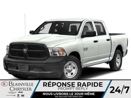2021 Ram 1500 NIGHT V8 3.92 * 6 PASSAGERS & CAPOT SPORT * for Sale  - BC-21336  - Desmeules Chrysler