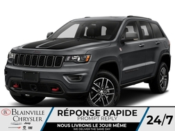 2021 Jeep Grand Cherokee Trailhawk  - BC-21347  - Blainville Chrysler
