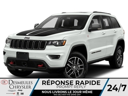 2021 Jeep Grand Cherokee Trailhawk 4X4 3.6L * NAVIGATION * UCONNECT 8.4 PO  - DC-O04529  - Blainville Chrysler