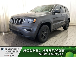2017 Jeep Grand Cherokee Laredo * CAM RECUL * SIEGES/VOLANT CHAUFFANTS *  - BC-P2014A  - Blainville Chrysler
