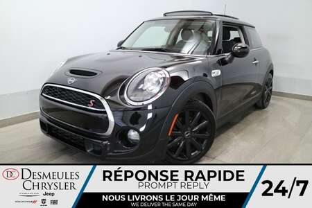 2019 Mini Hardtop 2 Door Cooper S * TOIT OUVRANT * A/C * CAMERA DE RECUL * for Sale  - DC-U2554  - Blainville Chrysler