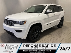2021 Jeep Grand Cherokee ALTITUDE * Int. CUIR  & SUEDE *  - BC-21307  - Desmeules Chrysler