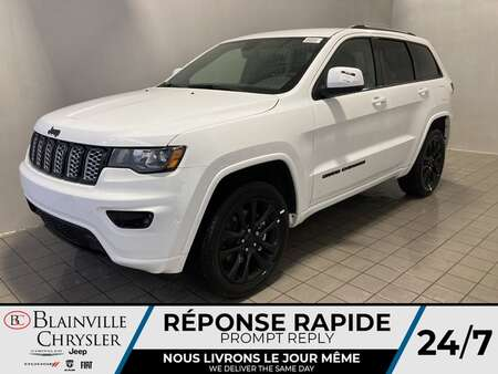 2021 Jeep Grand Cherokee ALTITUDE * Int. CUIR  & SUEDE * for Sale  - BC-21307  - Desmeules Chrysler
