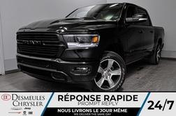 2020 Ram 1500 Sport Crew Cab+BANCS CHAUFF + BLUETOOTH *153$/SEM  - DC-20138  - Desmeules Chrysler