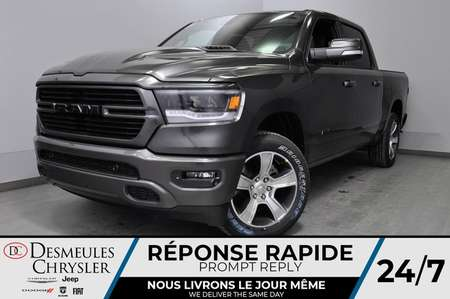 2020 Ram 1500 Sport Crew Cab+ BANCS CHAUFF + BLUETOOTH *152$/SEM for Sale  - DC-20136  - Desmeules Chrysler