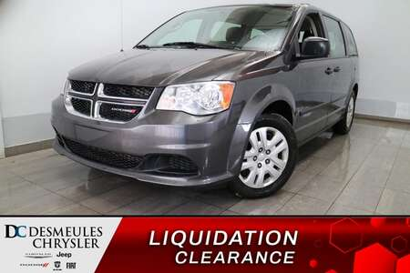 2016 Dodge Grand Caravan VALUE PACK * AUTOMATIQUE * A/C * GROUPE ELECTRIQUE for Sale  - DC-S2263  - Blainville Chrysler