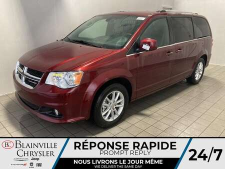 2020 Dodge Grand Caravan PREMIUM PLUS * STOW & GO * DEMMAREUR A DISTANCE * for Sale  - BC-20619  - Desmeules Chrysler