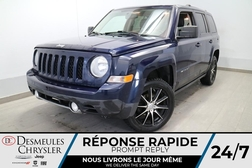 2017 Jeep Patriot High Altitude Edition 4WD * TOIT OUVRANT * CUIR *  - DC-S2574  - Blainville Chrysler