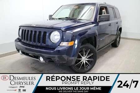 2017 Jeep Patriot High Altitude Edition 4WD * TOIT OUVRANT * CUIR * for Sale  - DC-S2574  - Blainville Chrysler