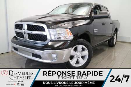2021 Ram 1500 Crew Cab SLT 4X4 3.6L * UCONNECT 8.4 POUCES * CAM for Sale  - DC-21361  - Desmeules Chrysler