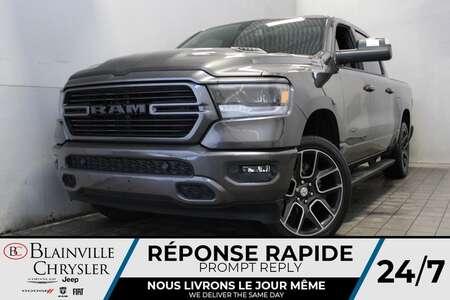 2020 Ram 1500 REBEL * CREW CAB * BTE COURTE * TOIT PANO * SIRIUS for Sale  - BC-P2417  - Blainville Chrysler