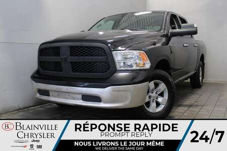 2016 Ram 1500 SLT DIESEL * CREW CAB * BTE COURTE * CAM. RECUL * for Sale  - BC-A2408  - Blainville Chrysler