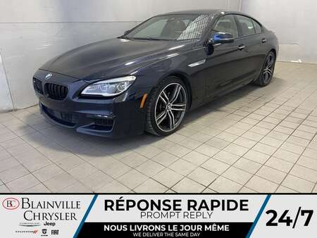 2018 BMW 6-series 650xi GRAND COUPE * M PACK * SPORT EXHAUST * for Sale  - BC-SIM012  - Desmeules Chrysler