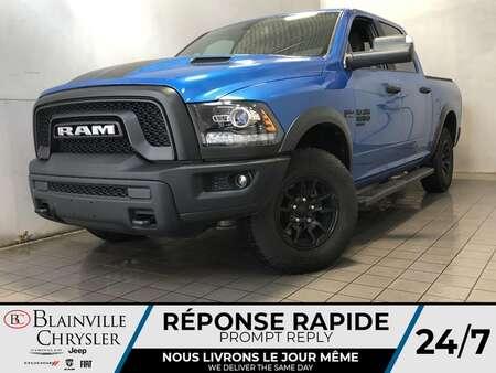2021 Ram 1500 CLASSIC * WARLOCK * CREW CAB * BOITE STANDARD * for Sale  - BC-21730A  - Desmeules Chrysler