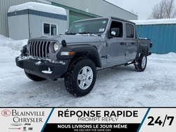 2020 Jeep Gladiator * CAM RECUL * SIEGES/VOLANT CHAUFFANTS * BLUETOOTH  - BC-20607  - Blainville Chrysler