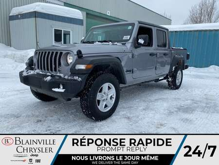 2020 Jeep Gladiator * CAM RECUL * SIEGES/VOLANT CHAUFFANTS * BLUETOOTH for Sale  - BC-20607  - Blainville Chrysler