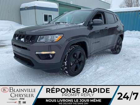 2021 Jeep Compass 80th Anniversary* APPLE CARPLAY * TOIT * CAM RECUL for Sale  - BC-21207  - Blainville Chrysler
