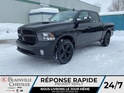 2021 Ram 1500 Crew Cab * APPLE CARPLAY * CAM RECUL *  - BC-21292  - Desmeules Chrysler