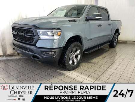 2021 Ram 1500 BORLA * HEAD'S UP DISPLAY * GSP * APPLE CARPLAY for Sale  - BC-21272  - Blainville Chrysler