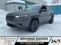 2021 Jeep Cherokee 80th Anniversary * APPLE CARPLAY * CAM RECUL * GPS  - BC-21312  - Desmeules Chrysler