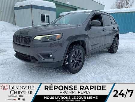 2021 Jeep Cherokee 80th Anniversary * APPLE CARPLAY * CAM RECUL * GPS for Sale  - BC-21312  - Blainville Chrysler