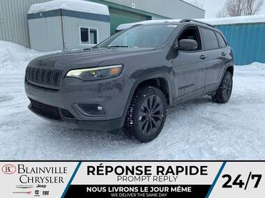 2021 Jeep Cherokee 80th