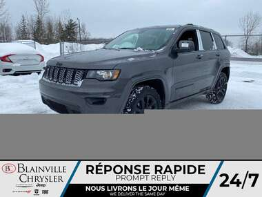 2021 Jeep Grand Cherokee Lare
