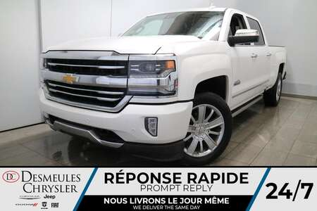 2017 Chevrolet Silverado 1500 High Country 4WD Crew Cab * NAV * TOIT OUVRANT * for Sale  - DC-S2581  - Blainville Chrysler