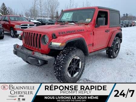 2021 Jeep Wrangler Rubicon * APPLE CARPLAY * CAM RECUL * for Sale  - BC-21355  - Desmeules Chrysler