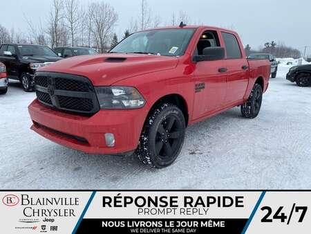 2021 Ram 1500 Crew Cab * APPLE CARPLAY * CAM RECUL * for Sale  - BC-21301  - Blainville Chrysler