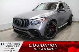 2019 Mercedes-Benz GLC AMG GLC 63 S 4MATIC BI-TURBO * NAVIGATION * CAM *  - DC-S2548  - Blainville Chrysler