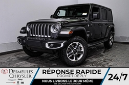 2020 Jeep Wrangler Sahara + TURBO + UCONNECT + WIFI  *137$/SEM  - DC-20165  - Desmeules Chrysler