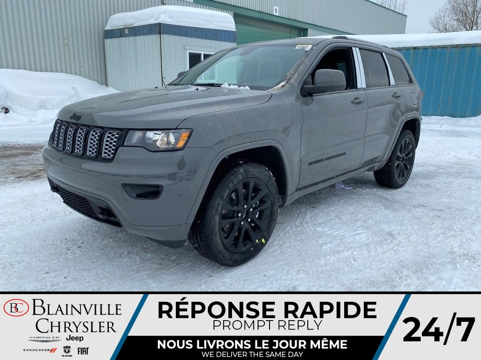 2021 Jeep Grand Cherokee  - Blainville Chrysler