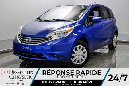 2015 Nissan Versa Note SV * CAM RECUL * BLUETOOTH * A/C for Sale  - DC-90098B  - Blainville Chrysler