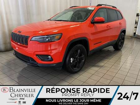 2021 Jeep Cherokee Altitude * CUIR * TOIT PANORAMIQUE * for Sale  - BC-21090  - Blainville Chrysler