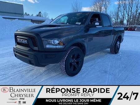 2021 Ram 1500 Crew Cab for Sale  - BC-21217  - Desmeules Chrysler