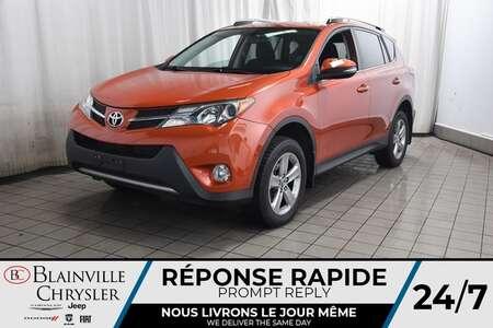 2015 Toyota RAV-4 XLE * CAM RECUL * TOIT OUVRANT * SIEGES CHAUFFANT for Sale  - BC-C1747  - Blainville Chrysler