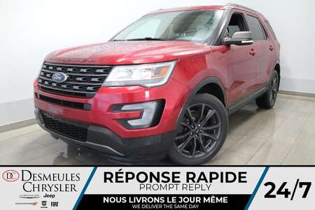 2017 Ford Explorer XLT AWD * NAVIGATION * TOIT OUVRANT * 7 PASS for Sale  - DC-20444A  - Blainville Chrysler
