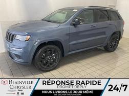 2021 Jeep Grand Cherokee LIMITED X V6 * CUIR VENTILLÉS * TOIT PANORAMIQUE *  - BC-21518  - Desmeules Chrysler
