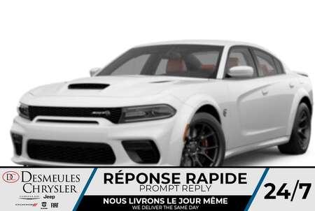 2021 Dodge Charger SRT Hellcat Widebody 6.2L V8 HO SUPERCHARGED for Sale  - DC-C588009  - Blainville Chrysler