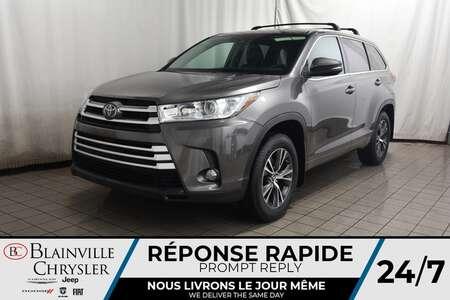 2017 Toyota Highlander LE * LANE ASSIST * BLUETOOTH * CAMERA DE RECUL * for Sale  - BC-20251A  - Blainville Chrysler