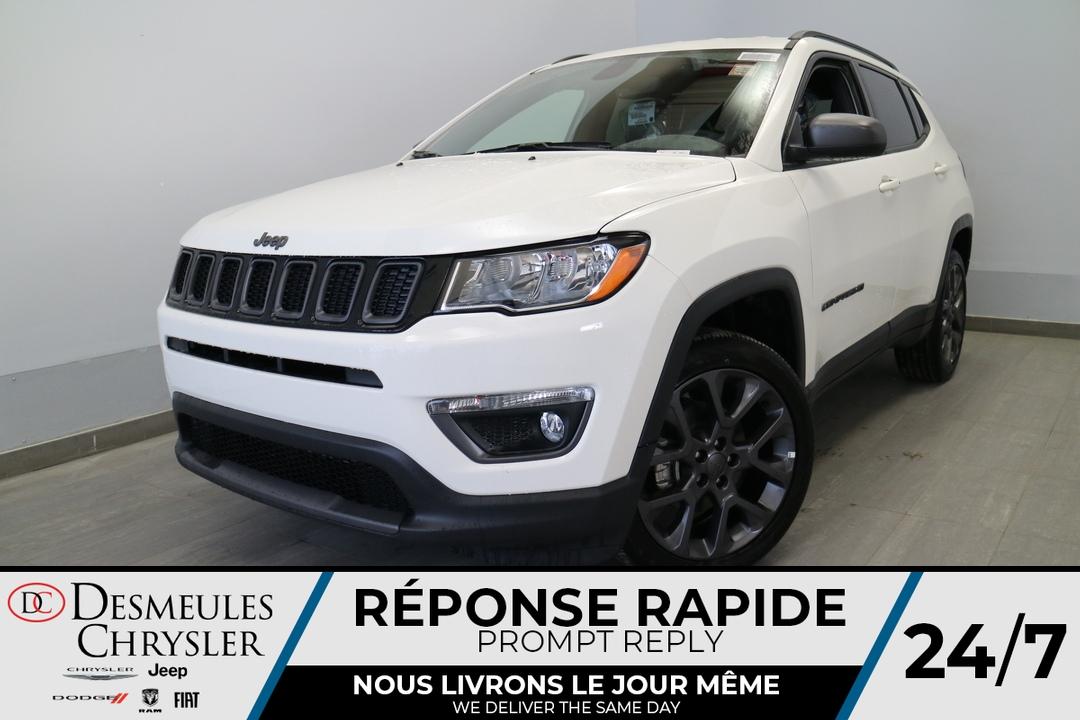 2021 Jeep Compass  - Blainville Chrysler