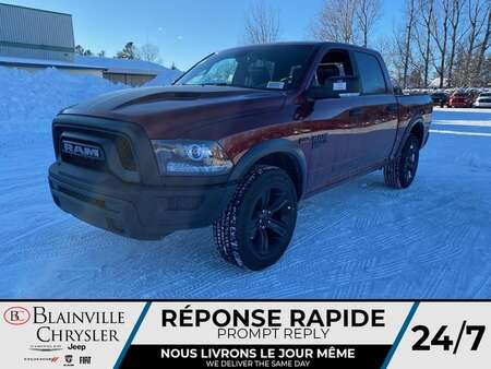 2021 Ram 1500 Crew Cab for Sale  - BC-21227  - Desmeules Chrysler