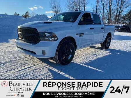 2021 Ram 1500 Crew Cab for Sale  - BC-21230  - Desmeules Chrysler