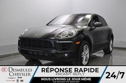 2018 Porsche Macan * A/C * SIÈGES CHAUFFANTS * NAVIGATION * TOIT  - DC-S2210  - Desmeules Chrysler